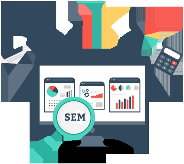 Search engine marketing-sem